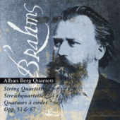 Alban Berg Quartett - String Quartet No. 3 in B Flat Major, Op.67: III. Agitato (Allegretto non troppo) - Trio