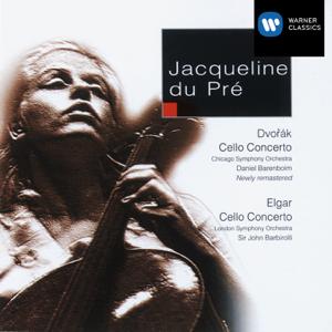 杜普蕾 - Dvorák, Elgar: Cello Concertos
