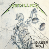 ...And Justice For All-Metallica