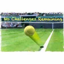 No Challenges Remaining:No Challenges Remaining Tennis Podcast