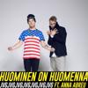 JVG - Huominen on huomenna (feat. Anna Abreu) artwork