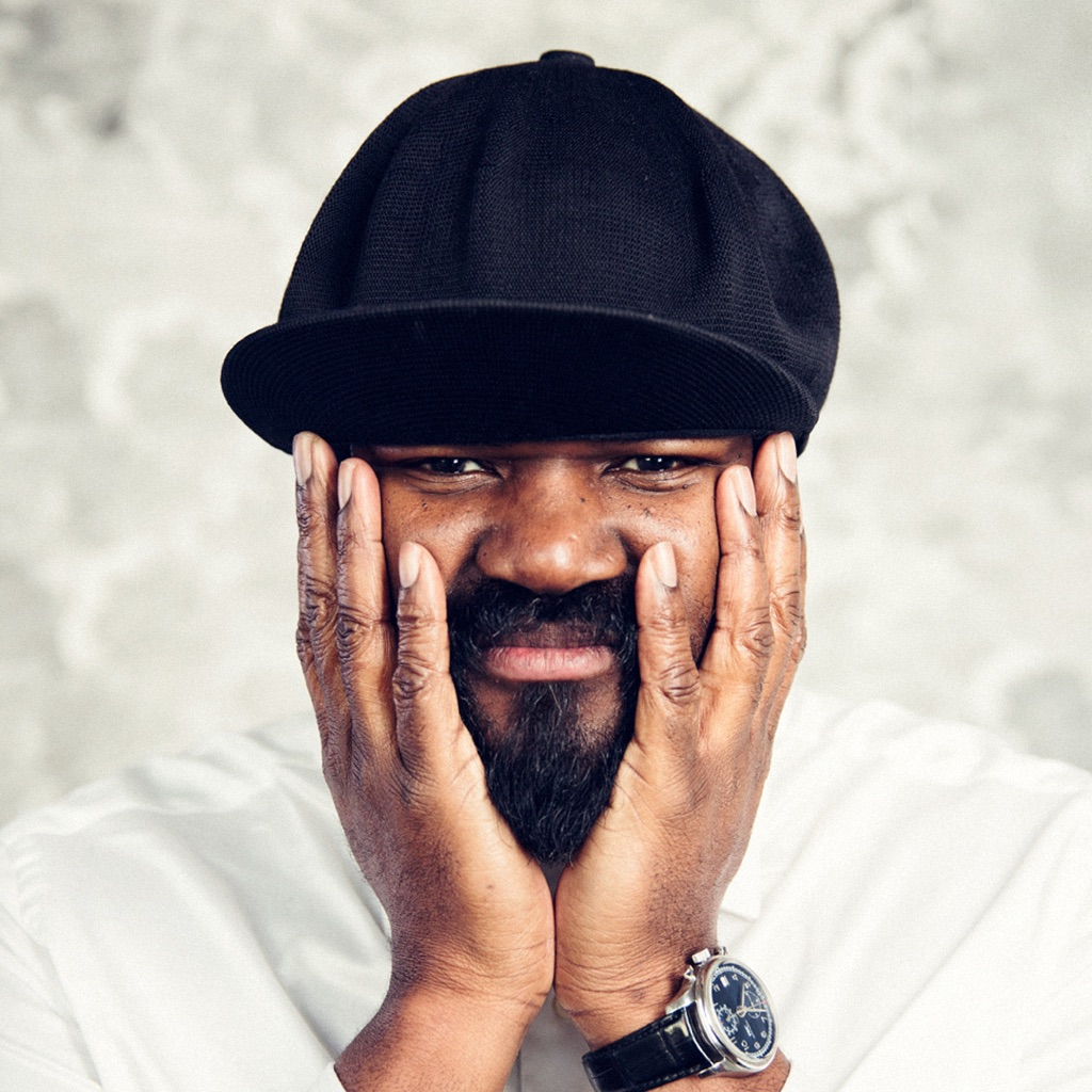 Gregory Porter: Relaxing on the Road