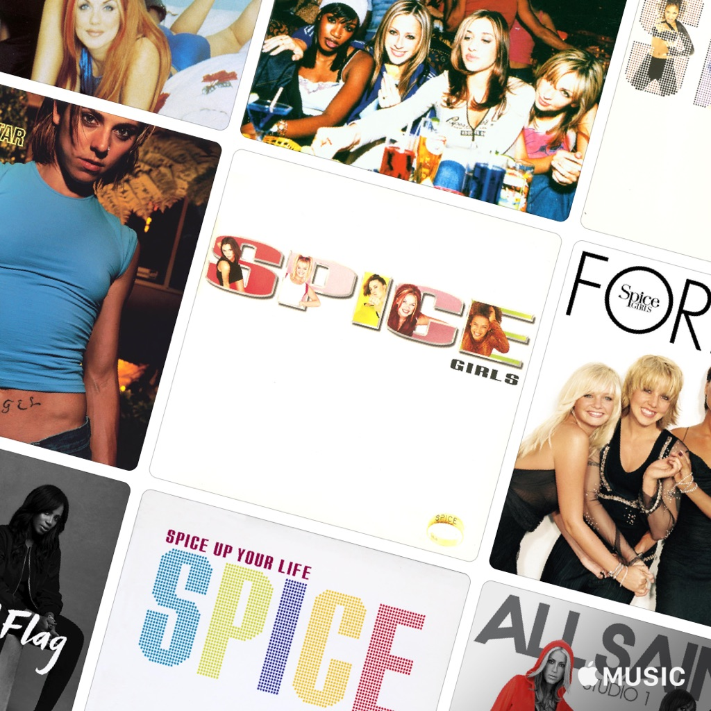 All Saints vs. Spice Girls