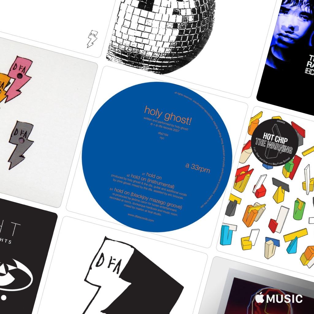 Best of DFA Records