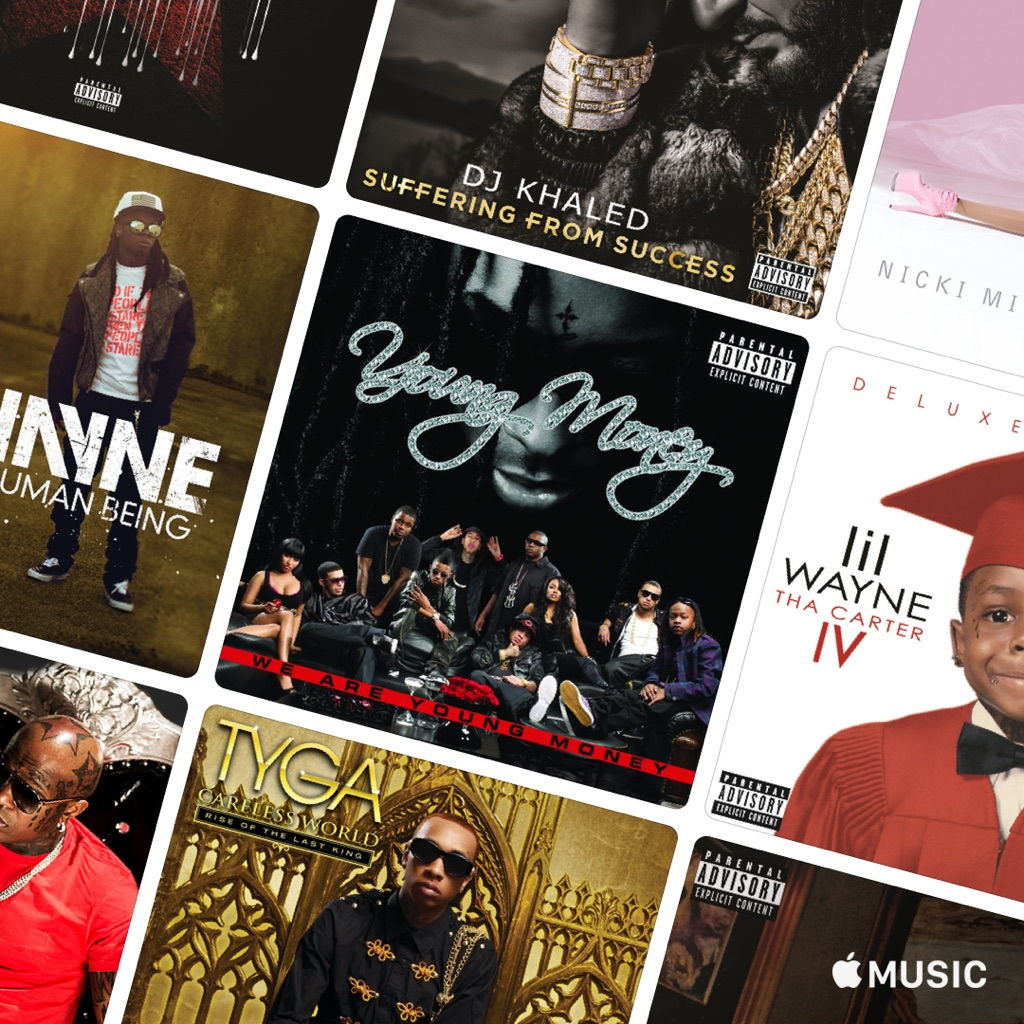 Best of Young Money Entertainment
