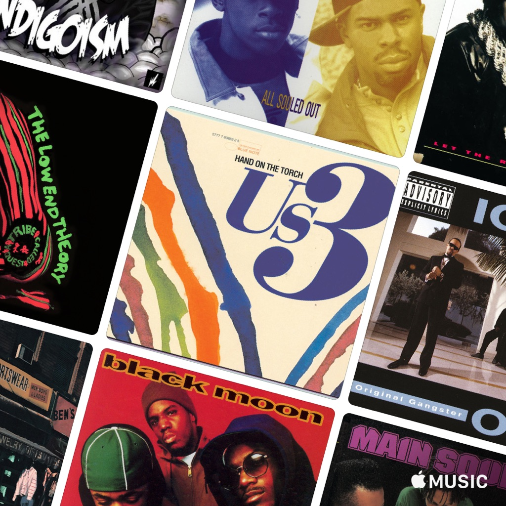 Sampled: Blue Note Records