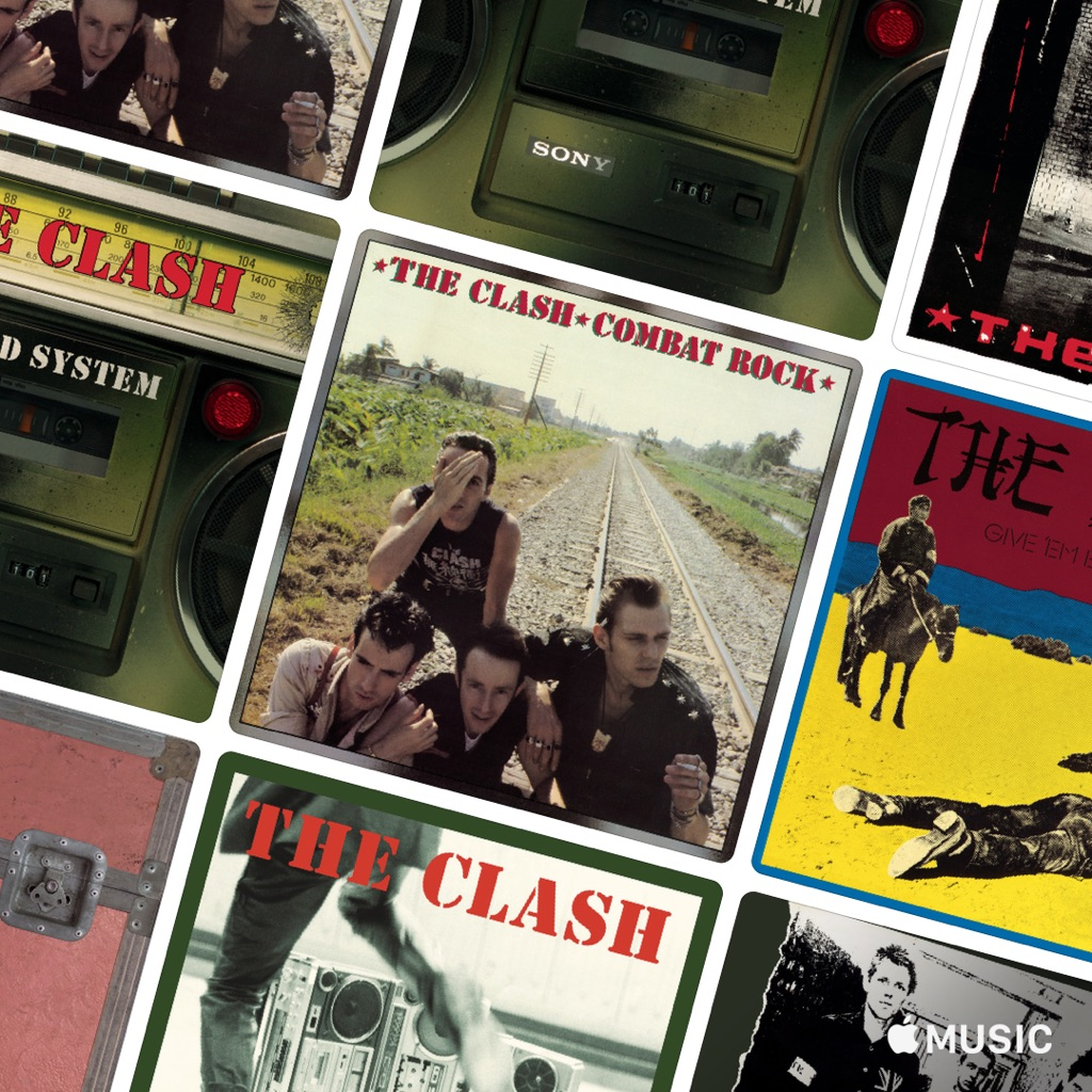 The Clash: Political Songs