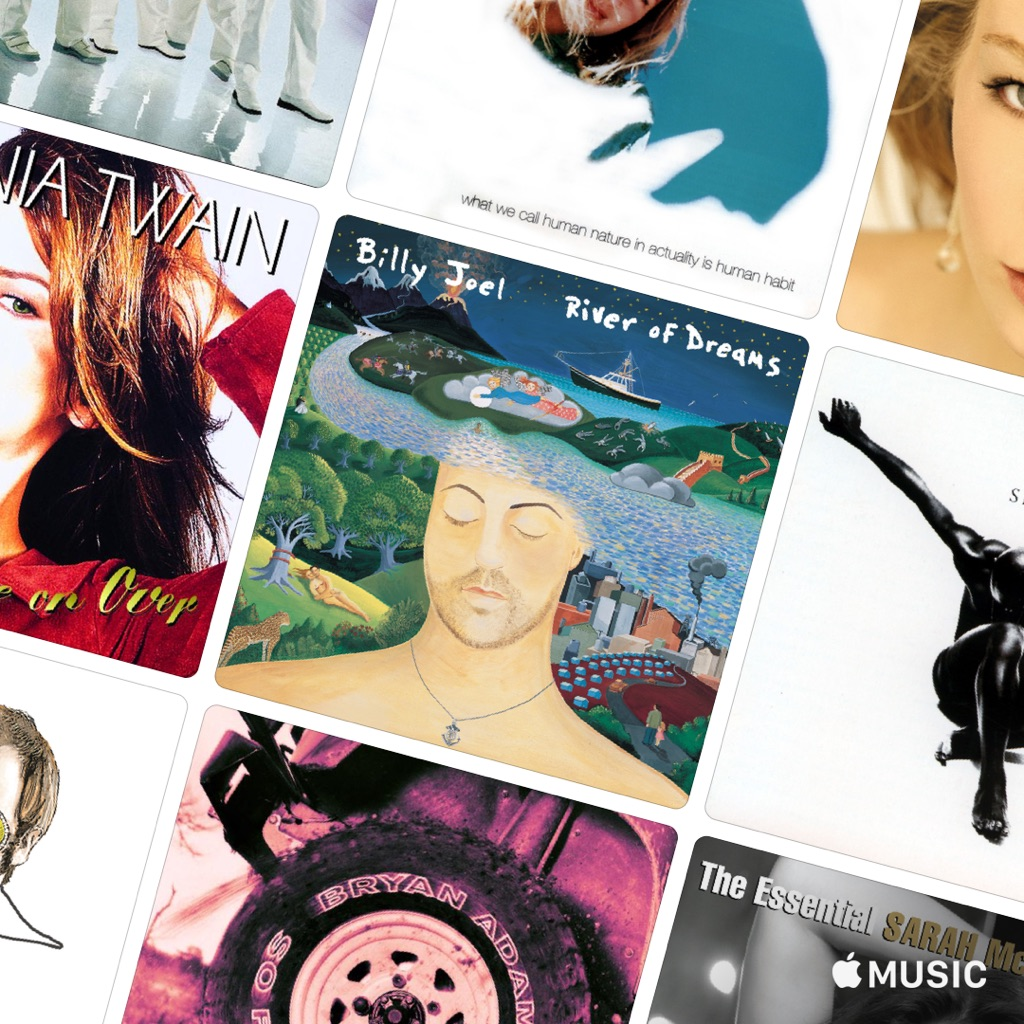 Best of '90s Adult Hits