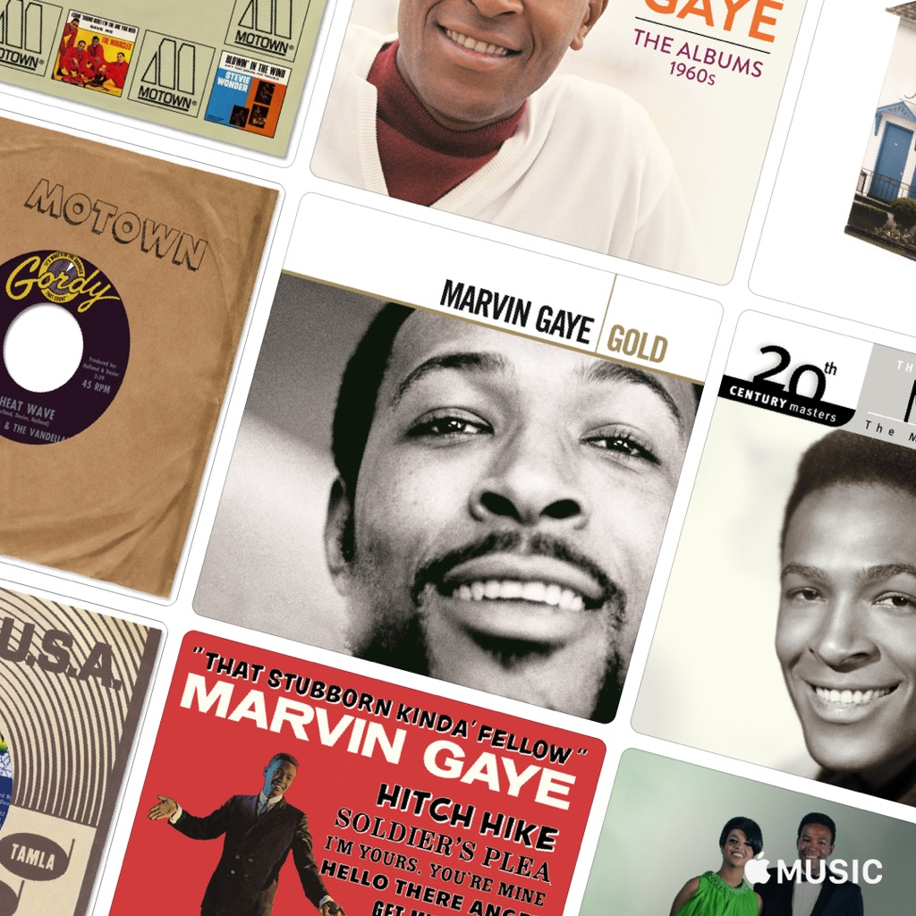 Marvin Gaye: The '60s