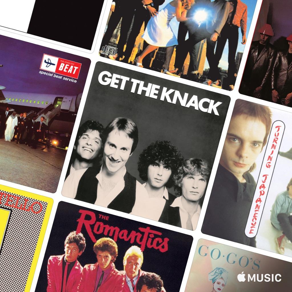 Jukebox Hits: New Wave