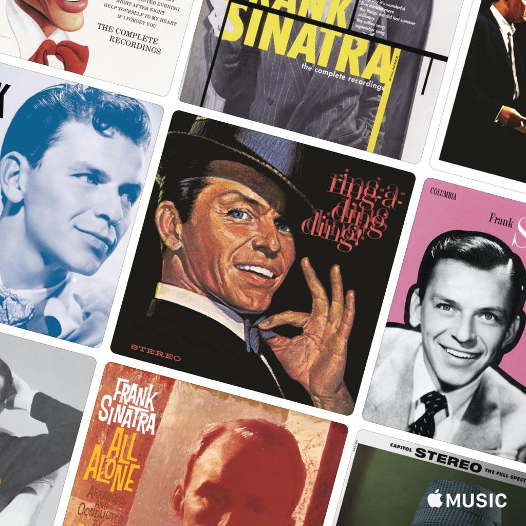 Frank Sinatra: The Irving Berlin Songbook