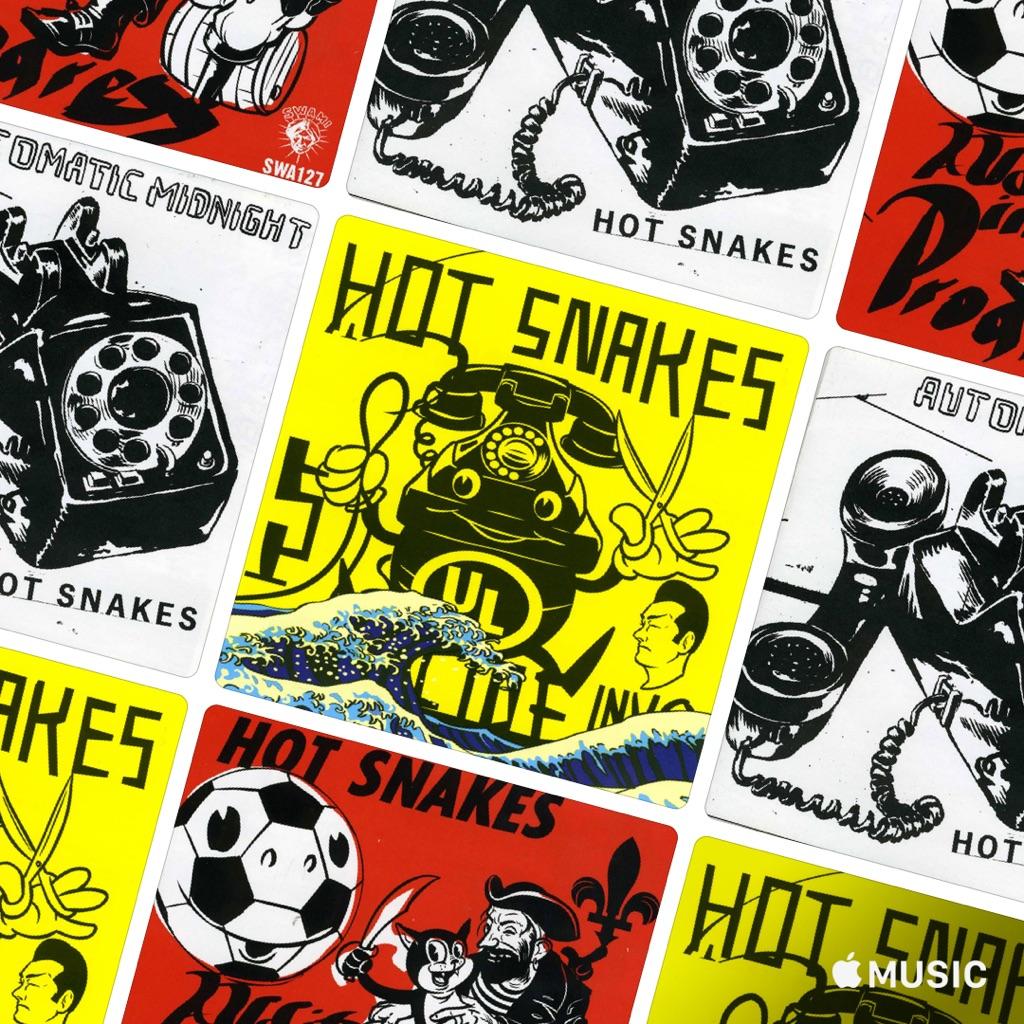 Hot Snakes Essentials