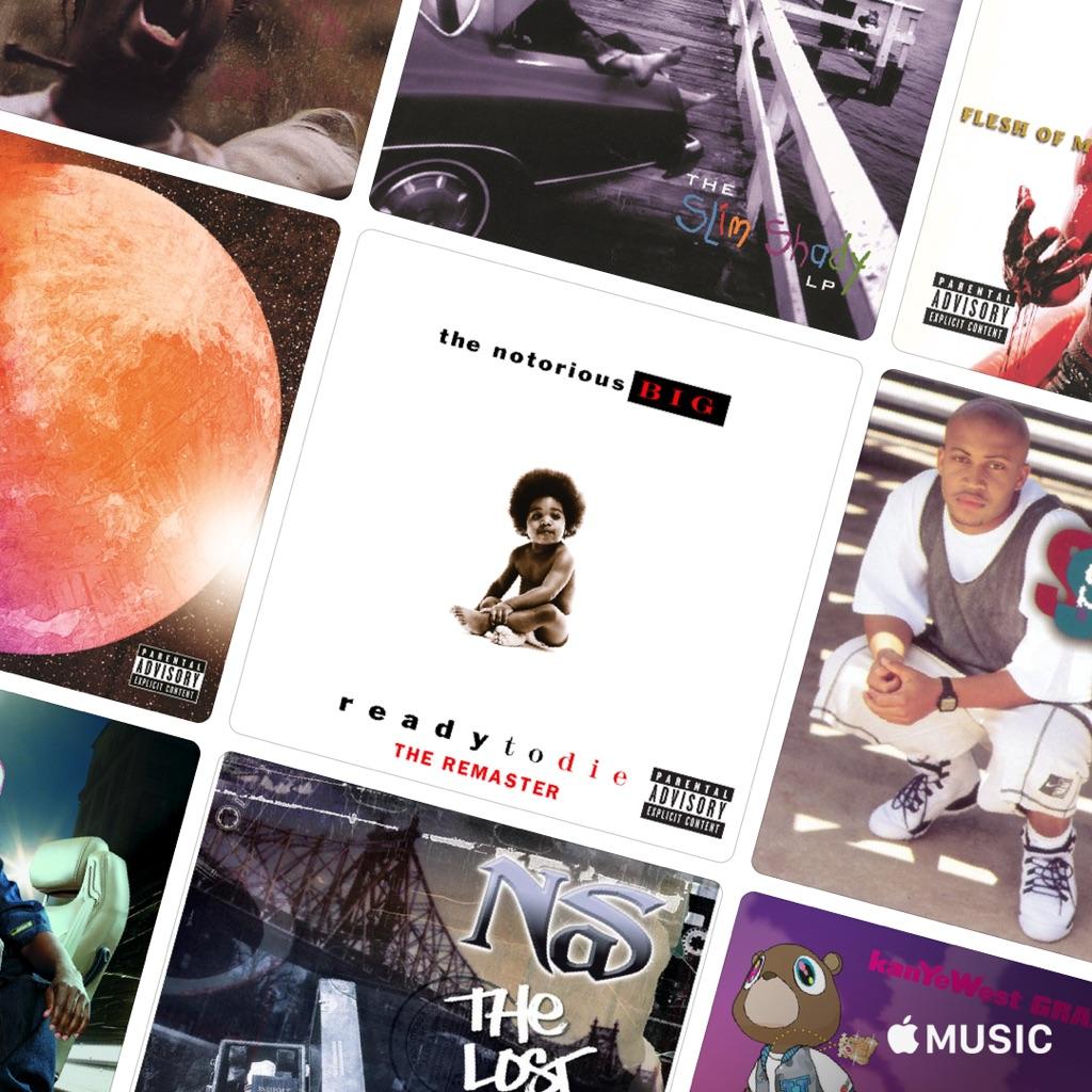 Self-Deprecating Rap Songs