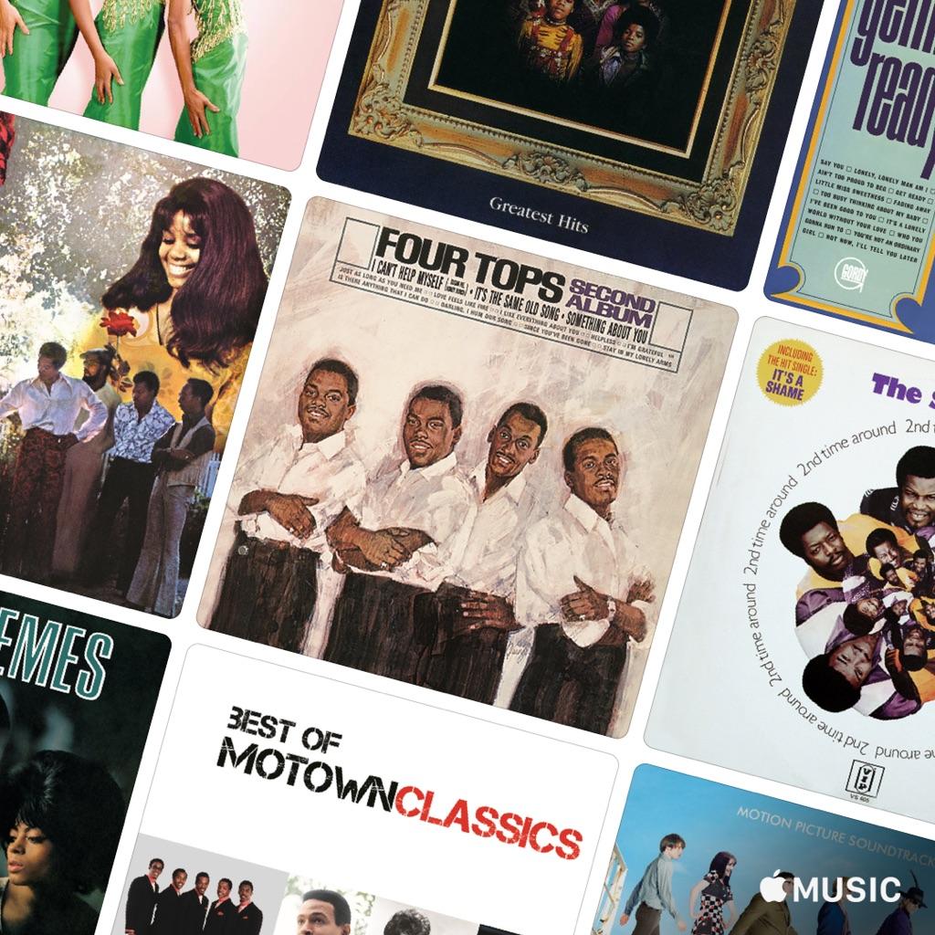 Motown: Breakup Songs