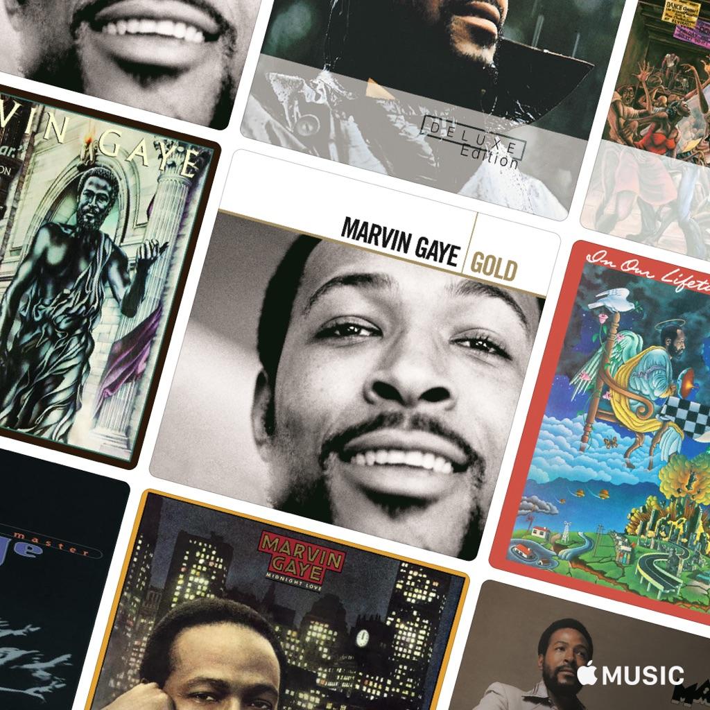 Marvin Gaye: Funk Songs