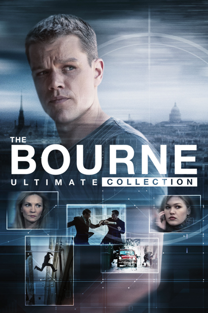 The Bourne Ultimate Collection On Itunes