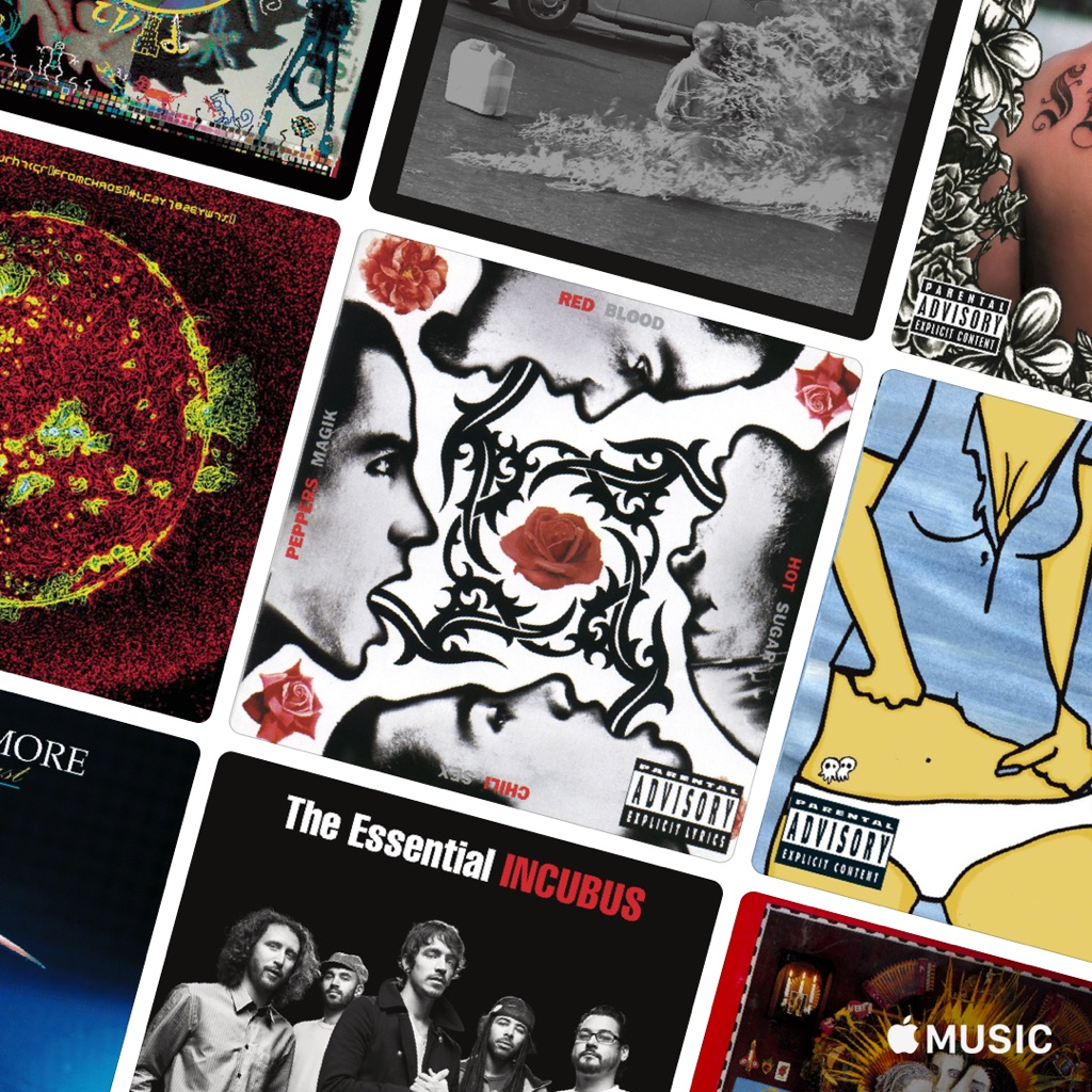 If You Like… Red Hot Chili Peppers