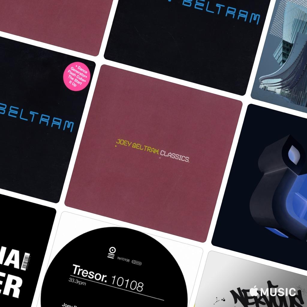 Joey Beltram Essentials