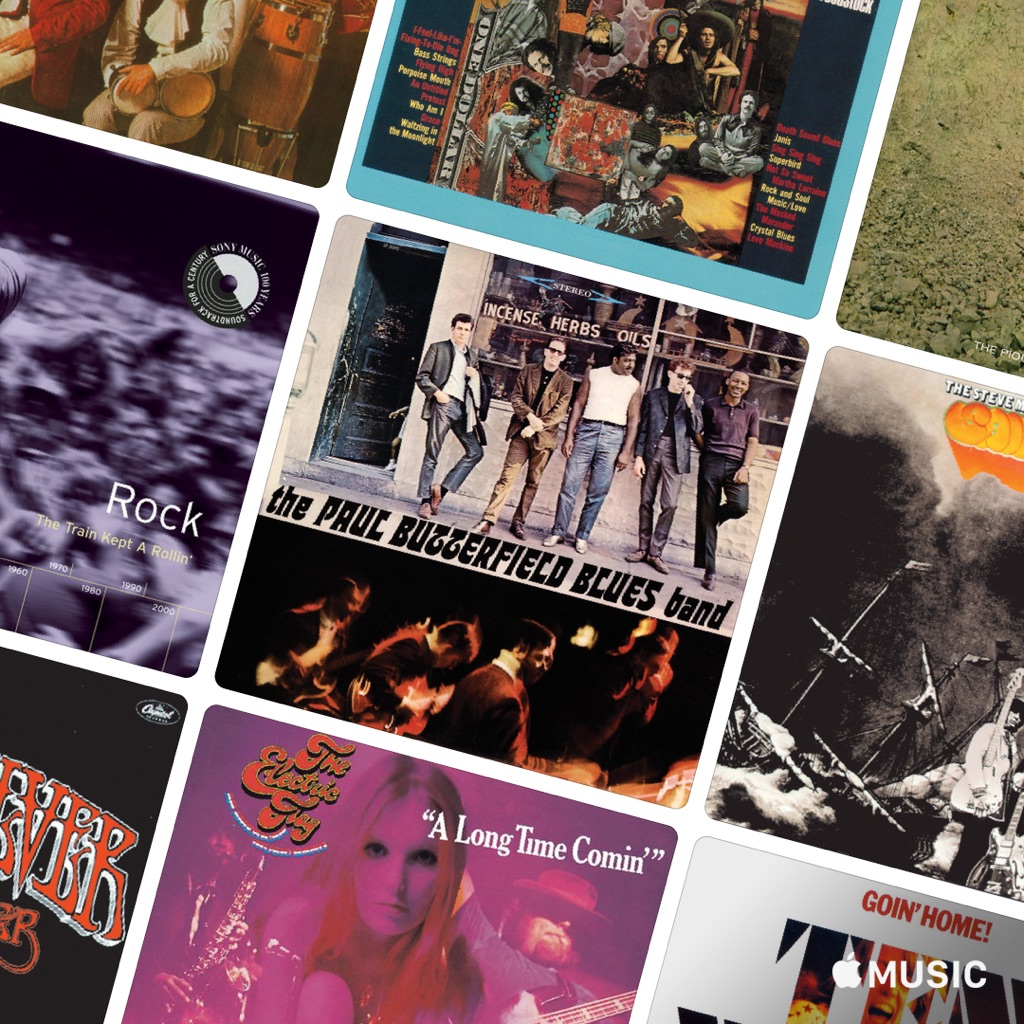 Classic Rock FM Years: Discoveries