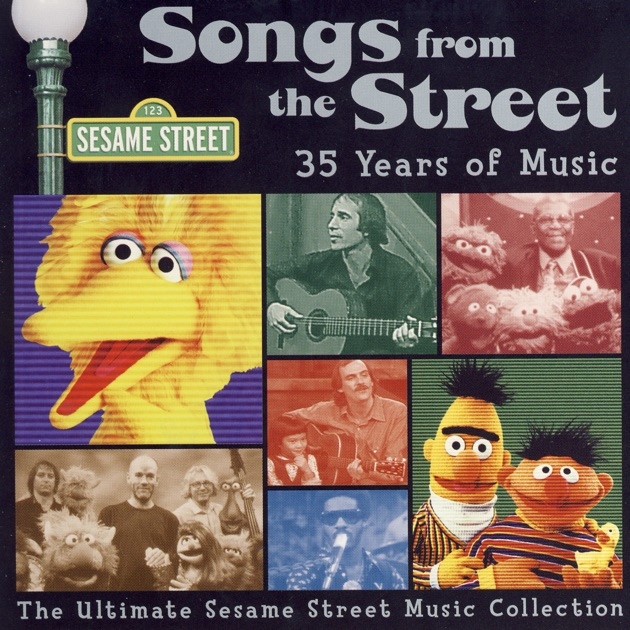Sesame Street: Songs from the Street, Vol. 6 by Sesame ...