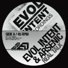 Evol Intent - Real Talk (feat. Arsenic) artwork