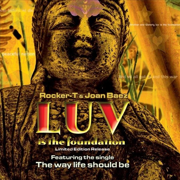 Luv Is the Foundation (feat. Joan Baez) - EP