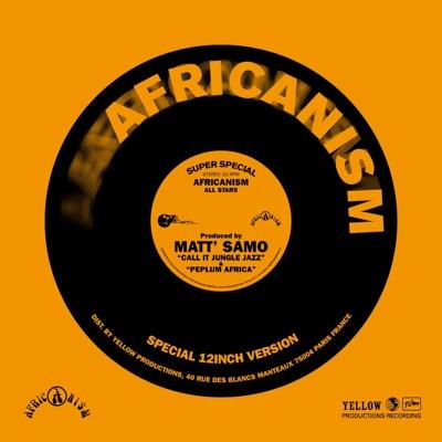 Call It Jungle Jazz / Peplum Africa - EP - Africanism