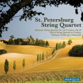 St. Petersburg String Quartet - Ravel: String Quartet In F Major - Iii - Tres Lent