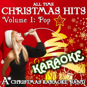 Let It Snow (In The Style Of Dean Martin) [Karaoke Playback Backing Track Instrumental]-A* Christmas Karaoke Band