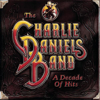 The Charlie Daniels Band - A Decade of Hits artwork