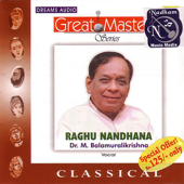 Great Masters Series-Raghu Nandhana (Vinyl,Out of Print,,Live,Re-mastered,Collection,Bonus Tracks,Promotional)