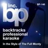 BP Karaoke: In the Style of the Full Monty - EP - BP Studio Musicians