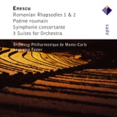 Lawrence Foster - Enescu : 2 Romanian Rhapsodies Op.11 : No.2 in D major