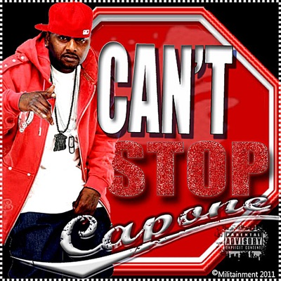 Can't Stop - Single - Capone