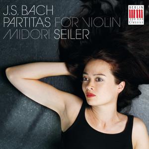Midori Seiler - Bach: Partitas for Violin