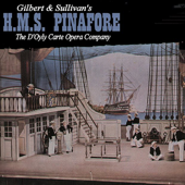 Gilbert & Sullivan's H.M.S. Pinafore