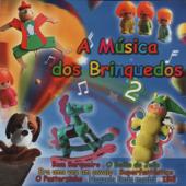 A Música dos Brinquedos Vol. 1 - 20 Canções Infantis