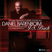 Daniel Barenboim - Well-Tempered Clavier Book 1 : Prelude No.1 in C major BWV846