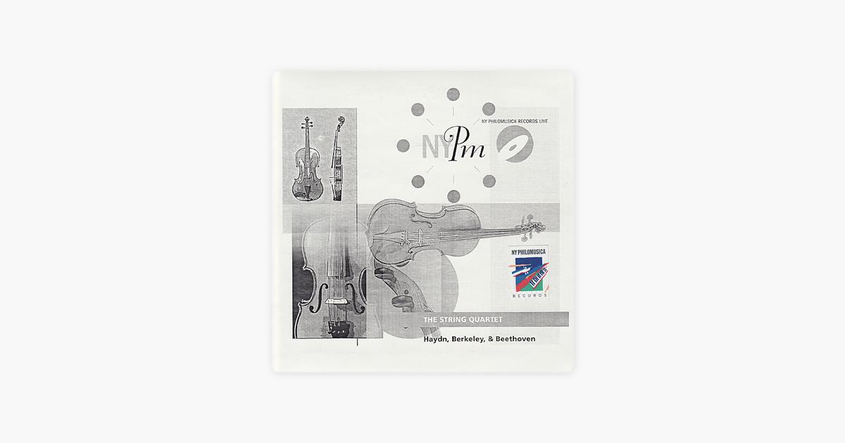 The String Quartet by Naoko Tanaka, Yonah Zur, Jonah Chung & Gerald K   Appleman