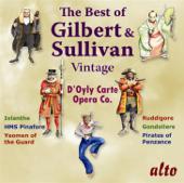 The Best of Gilbert & Sullivan Vintage