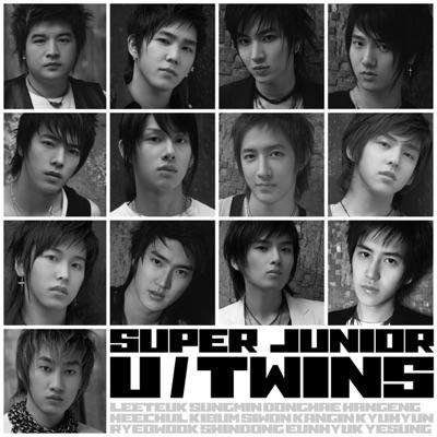 Rainichi Kinen Single U / Twins - EP - Super Junior