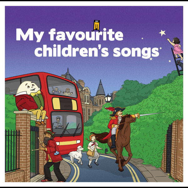 My Favourite Children's Songs Vol 1 by Kids Marketeers