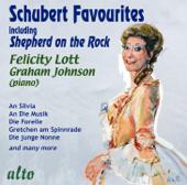 Felicity Lott sings Favourite Schubert with Graham Johnson piano