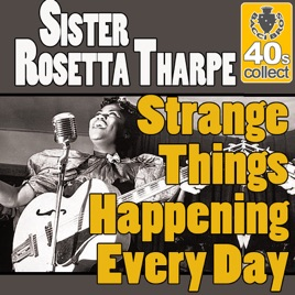 Strange Things Happening Every Day (Remastered) - Single by Sister ...