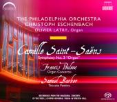 Poulenc: Organ Concerto In G Minor, Saint-Saens: Symphony No. 3,