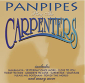 Panpipes Play the Carpenters