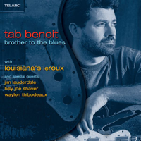 Tab Benoit - Brother to the Blues artwork