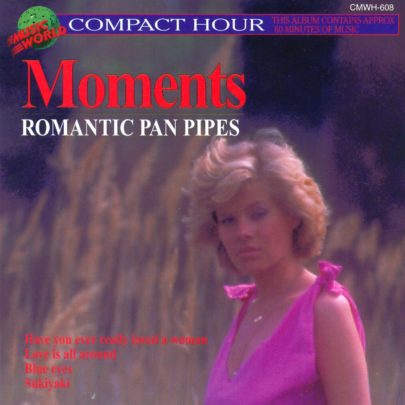 Moments Romantic Pan Pipes