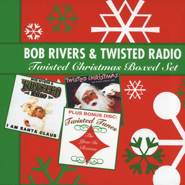 Bob Rivers & Twisted Radio - Twisted Christmas Boxed Set by Bob ...