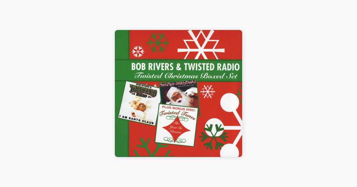 Bob Rivers Twisted Christmas.Bob Rivers Twisted Radio Twisted Christmas Boxed Set By Bob Rivers Twisted Radio